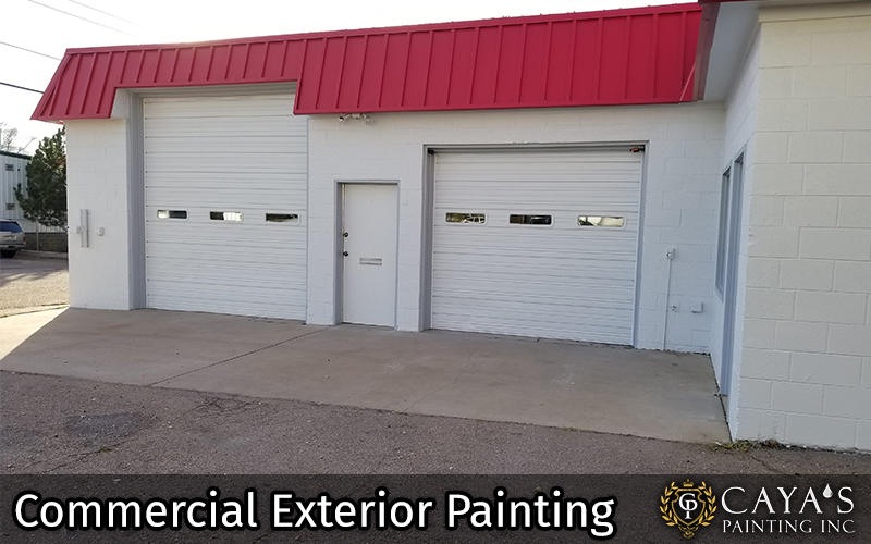 Exterior Commercial Painting Photo #2