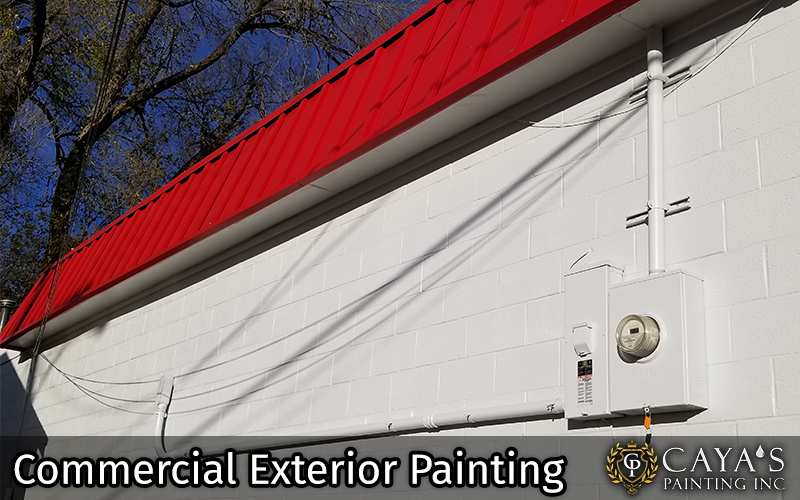 Exterior Commercial Painting Photo #3