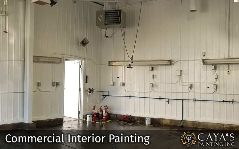 Interior Commercial Painting Photo #4