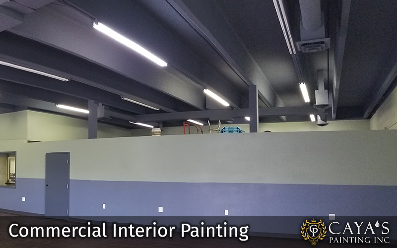 Interior Commercial Painting Photo #5