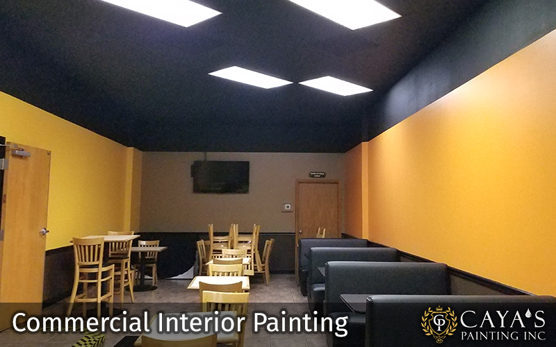 Interior Commercial Painting Photo #1