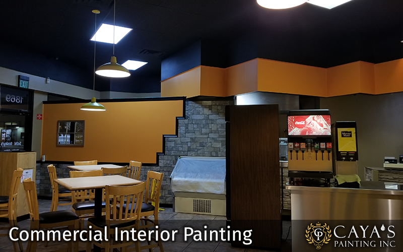Interior Commercial Painting Photo #3